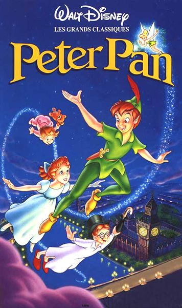 Peter PAN Disney 1953 preview 0